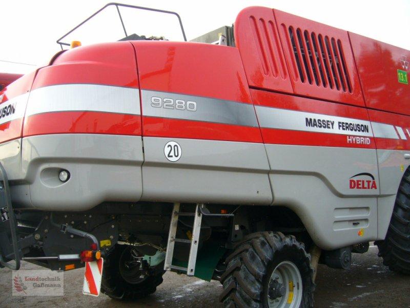 Mähdrescher des Typs Massey Ferguson 9280, Gebrauchtmaschine in Loitsche (Bild 3)