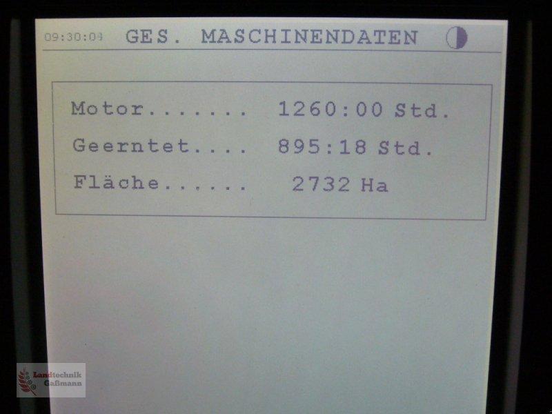 Mähdrescher des Typs Massey Ferguson 9280, Gebrauchtmaschine in Loitsche (Bild 10)