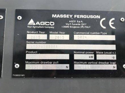 Mähdrescher des Typs Massey Ferguson 9380 Delta, Gebrauchtmaschine in DN20 8NR  Brigg (Bild 8)