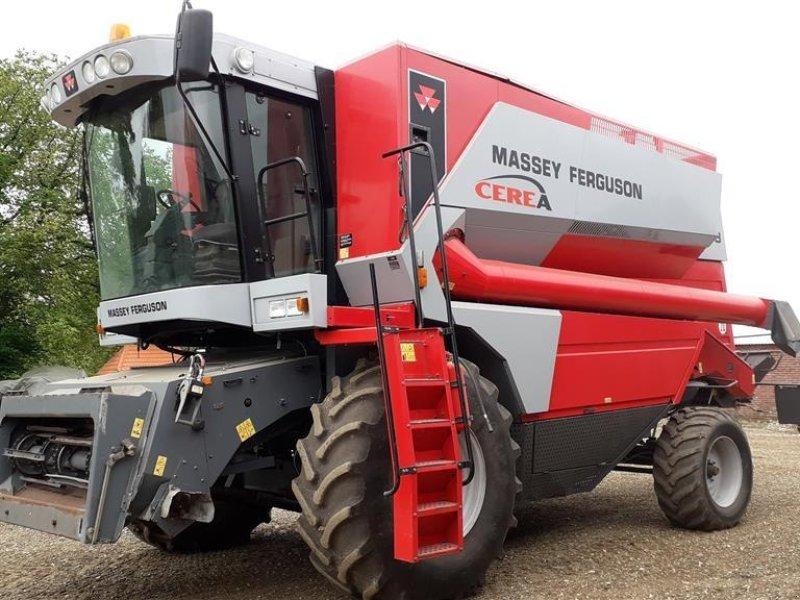 Mähdrescher des Typs Massey Ferguson Cerea 7278 1177 timer sælges for kunde, Gebrauchtmaschine in Thyholm (Bild 1)