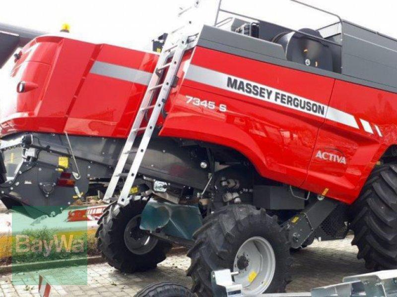 Mähdrescher des Typs Massey Ferguson MÄHDRESCHER MF7345S (MCS) ACTI, Neumaschine in St.Wolfgang (Bild 6)