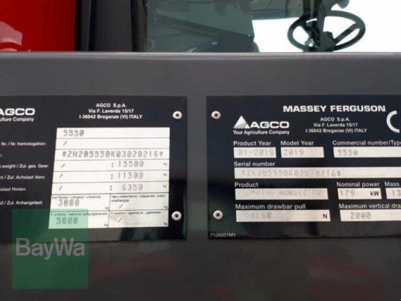 Mähdrescher des Typs Massey Ferguson MÄHDRESCHER MF7345S (MCS) ACTI, Neumaschine in St.Wolfgang (Bild 13)