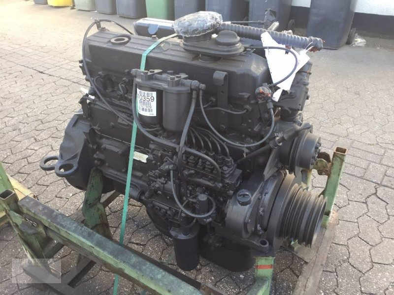 Mähdrescher des Typs Mercedes-Benz OM366LA / OM 366 LA Industriemotor, Gebrauchtmaschine in Kalkar (Bild 2)