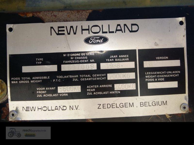 Mähdrescher des Typs New Holland 8030, Gebrauchtmaschine in Wellheim (Bild 20)