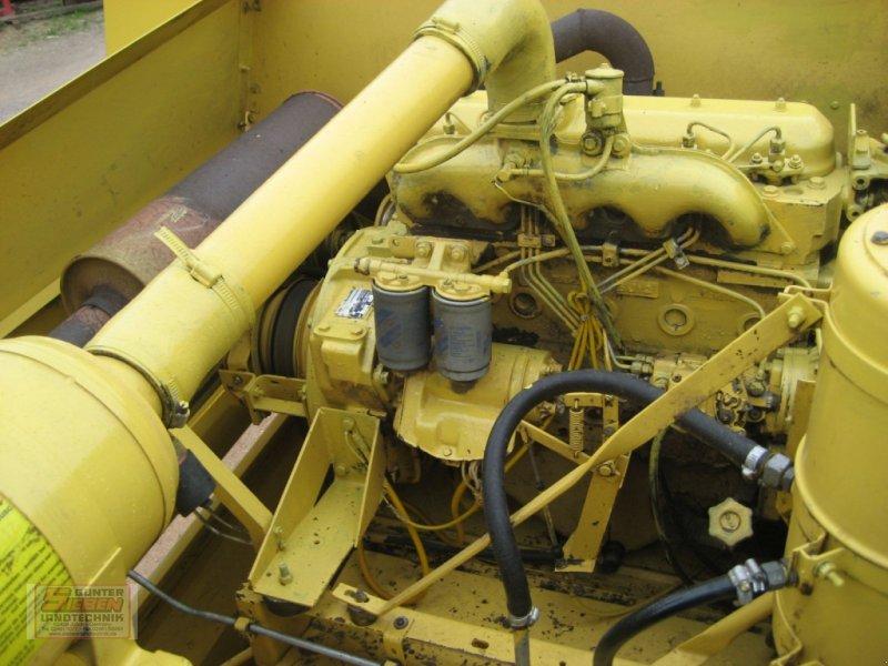 Mähdrescher des Typs New Holland 8030, Gebrauchtmaschine in Jülich (Bild 11)