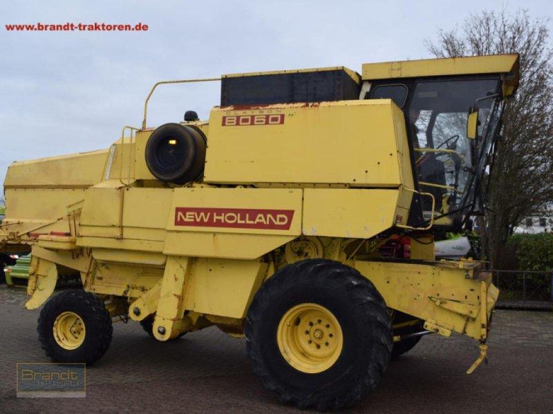 Mähdrescher typu New Holland Clayson 8060, Gebrauchtmaschine v Bremen (Obrázok 2)