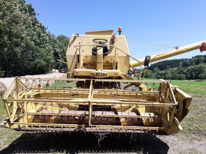 Mähdrescher des Typs New Holland Clayson M122, Gebrauchtmaschine in Forchheim (Bild 1)