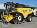 Mähdrescher des Typs New Holland CR 10.90 Raupe 4 WD in Jördenstorf