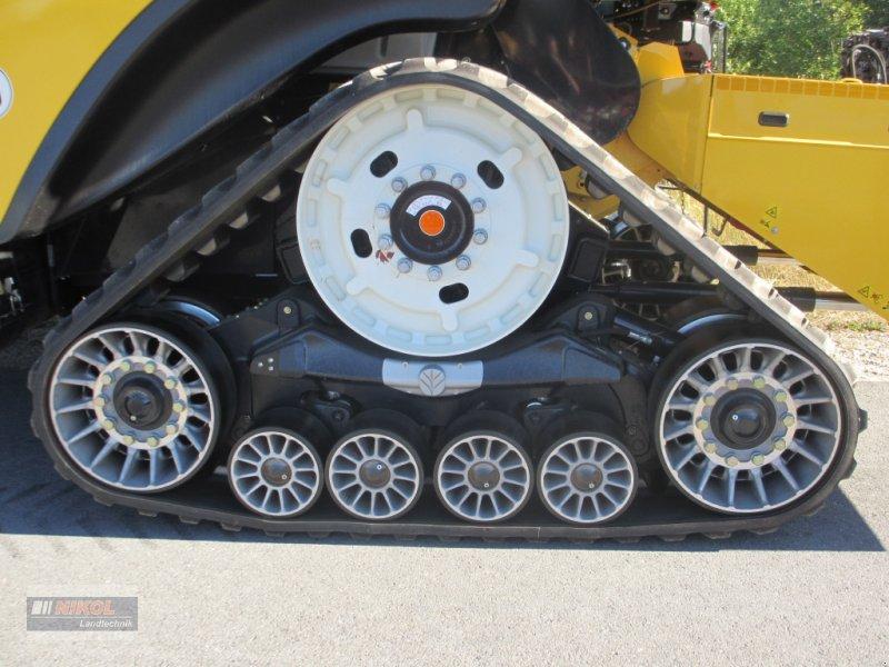 Mähdrescher des Typs New Holland CR 8.80 Allrad & Raupe gefedert - kein Maiseinsatz, Gebrauchtmaschine in Lichtenfels (Bild 10)