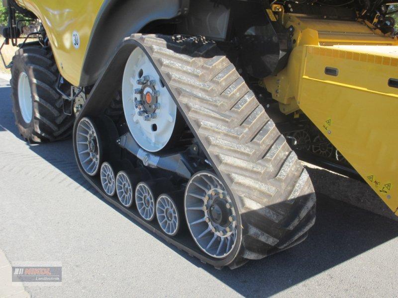 Mähdrescher des Typs New Holland CR 8.80 Allrad & Raupe gefedert - kein Maiseinsatz, Gebrauchtmaschine in Lichtenfels (Bild 11)