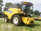 Mähdrescher des Typs New Holland CR 8.80 en Gross-Bieberau