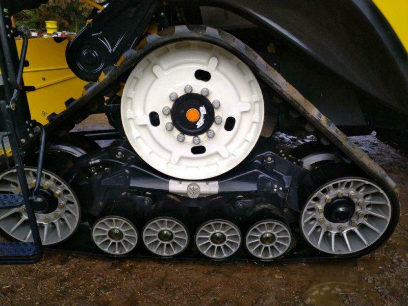 Mähdrescher des Typs New Holland CR 8.80, Gebrauchtmaschine in Pommerby (Bild 8)