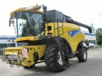 Mähdrescher des Typs New Holland CR 9080 in Dedelow