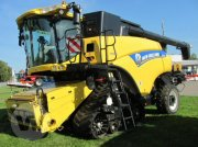 New Holland CR 9090 Elevation SCR Raupe Al Kombajn