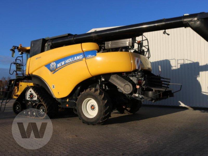 Mähdrescher des Typs New Holland CR 9090 Elevation SCR Raupe, Gebrauchtmaschine in Jördenstorf (Bild 1)