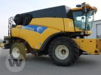 Mähdrescher типа New Holland CR 9090 Elevation в Jördenstorf