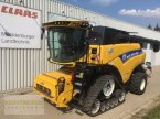 Mähdrescher des Typs New Holland CR 9.80 Raupe - Modell 2016 in Mühlengeez