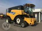 Mähdrescher des Typs New Holland CR 9.80 Raupe in Bützow