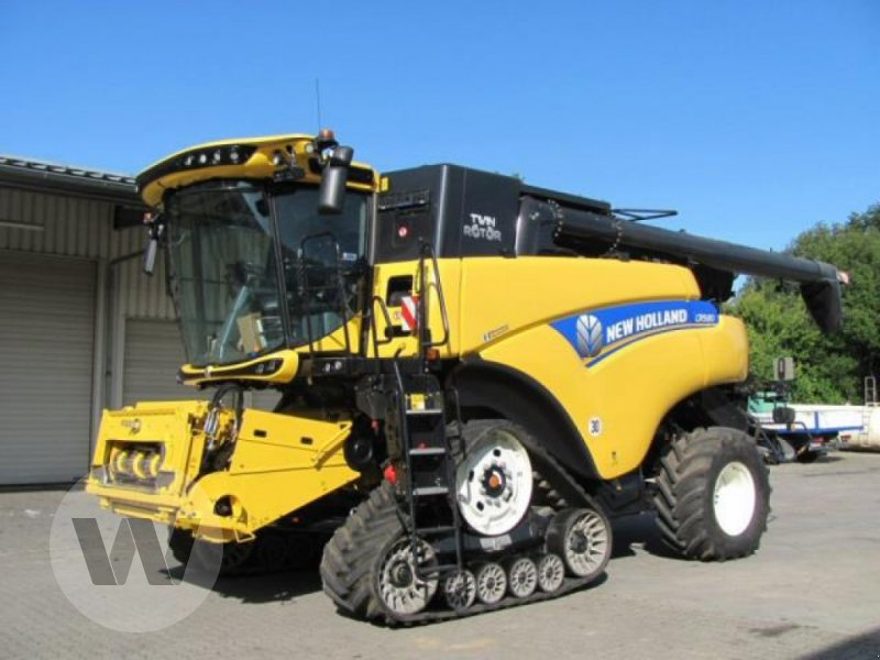 New Holland CR 9.80 Raupe