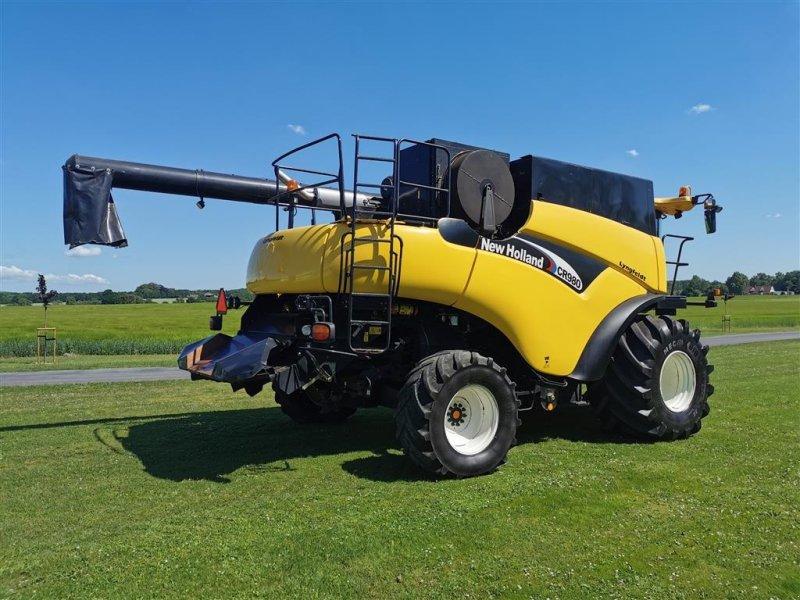 Mähdrescher типа New Holland CR 980 - Stærkt Nedsat!, Gebrauchtmaschine в Thorsø (Фотография 5)