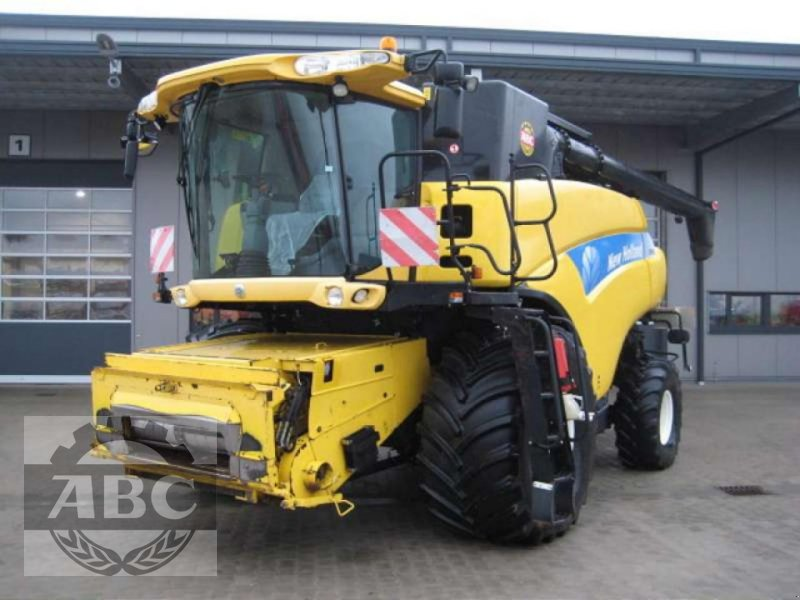 Фотография New Holland CR 980