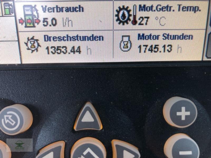 Mähdrescher des Typs New Holland CR9070 ELEVATION, Gebrauchtmaschine in Rubenow OT Groß Ernsthof (Bild 9)