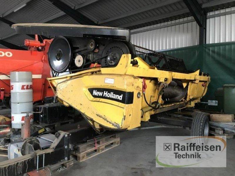 Mähdrescher des Typs New Holland CS 540, Gebrauchtmaschine in Husum (Bild 10)