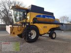 Mähdrescher des Typs New Holland CS 660 in Vohburg
