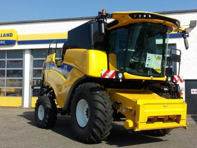 Mähdrescher a típus New Holland CX 6.80 T4B, Neumaschine ekkor: Ampfing (Kép 2)
