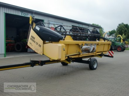 Mähdrescher типа New Holland CX 780, Gebrauchtmaschine в Colmberg (Фотография 22)