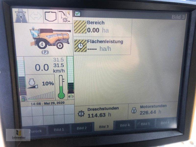 Mähdrescher des Typs New Holland CX 7.90 Demo 2019, Gebrauchtmaschine in Neuhof - Dorfborn (Bild 10)