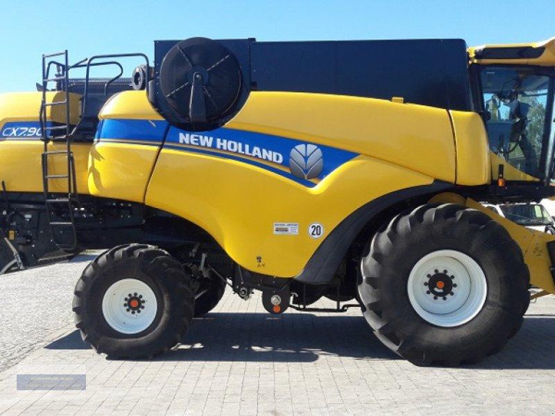 Mähdrescher des Typs New Holland CX 7.90, Gebrauchtmaschine in Bad Köstritz (Bild 2)