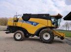 Mähdrescher des Typs New Holland CX 8060 в FRESNAY LE COMTE