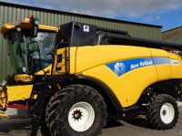 New Holland CX 8080 SLH 4WD Mähdrescher