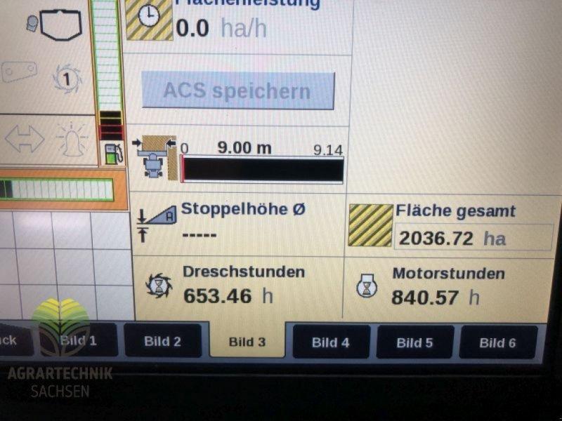 Mähdrescher des Typs New Holland CX 8090 Elevation, Gebrauchtmaschine in Ebersbach (Bild 17)