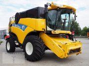 New Holland CX 820 + BISO VX 650