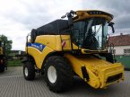 Mähdrescher typu New Holland CX 8.70 v Stankov
