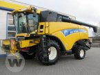 Mähdrescher des Typs New Holland CX 880 in Kleeth