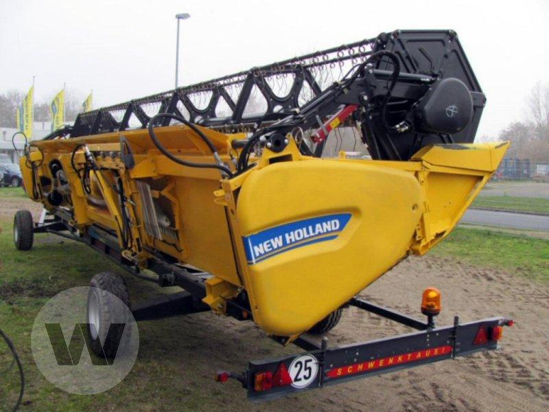 Mähdrescher des Typs New Holland CX 8.90, Gebrauchtmaschine in Bützow (Bild 4)