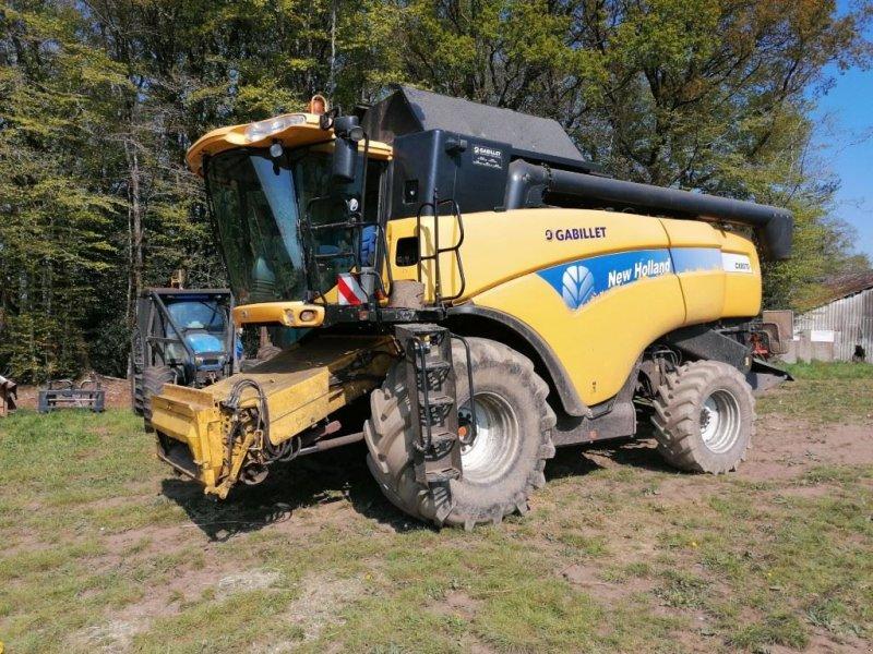 Mähdrescher типа New Holland CX8070, Gebrauchtmaschine в Le Horps (Фотография 1)