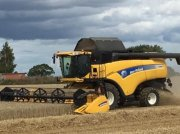 New Holland CX8080 SLH Mähdrescher