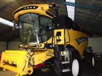 New Holland CX8.90 SLH Kombajn