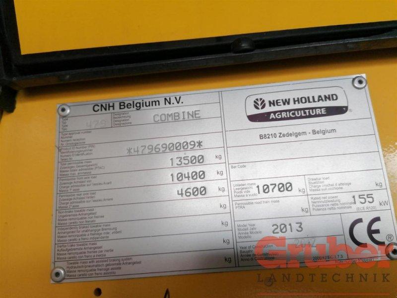 Mähdrescher des Typs New Holland TC 5070  410-08, Gebrauchtmaschine in Ampfing (Bild 8)