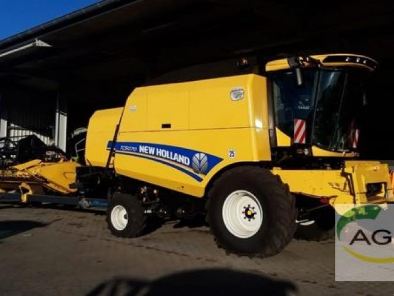 Mähdrescher of the type New Holland TC 5070, Gebrauchtmaschine in Bardowick (Picture 1)