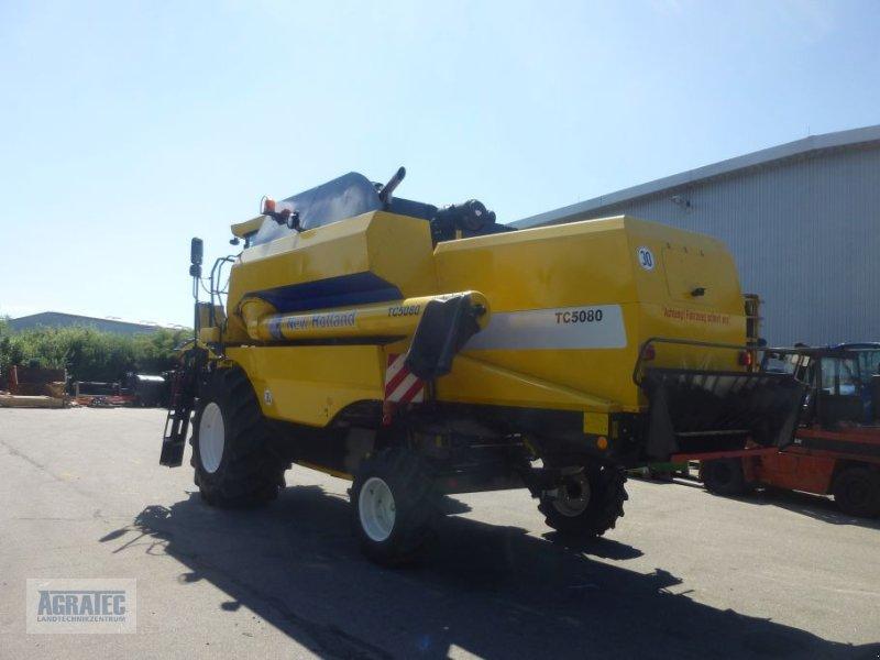 Mähdrescher des Typs New Holland TC 5080, Gebrauchtmaschine in Salching bei Straubing (Bild 6)