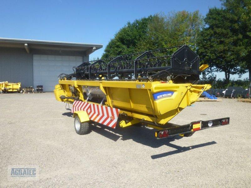 Mähdrescher des Typs New Holland TC 5080, Gebrauchtmaschine in Salching bei Straubing (Bild 10)