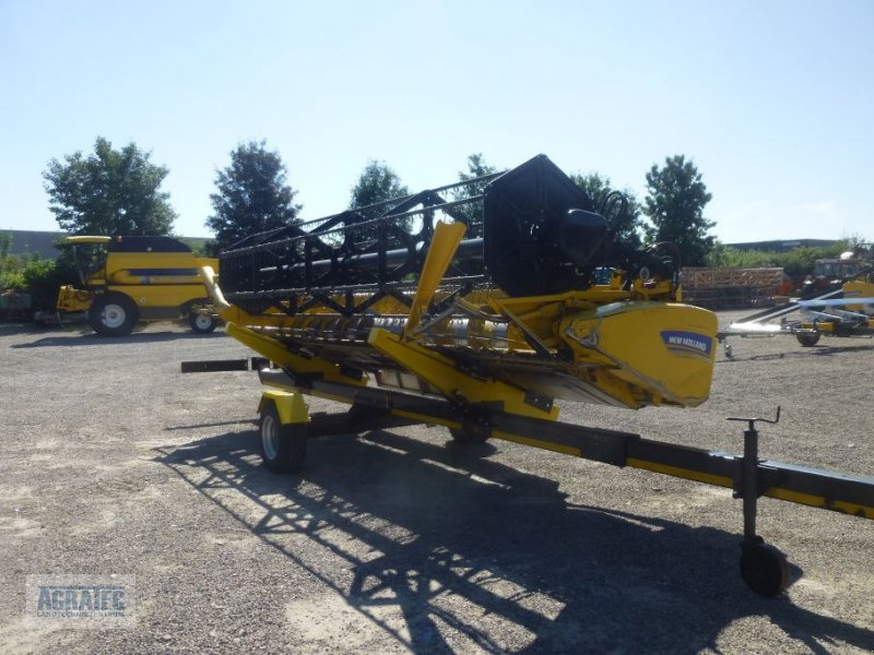 Mähdrescher des Typs New Holland TC 5080, Gebrauchtmaschine in Salching bei Straubing (Bild 12)