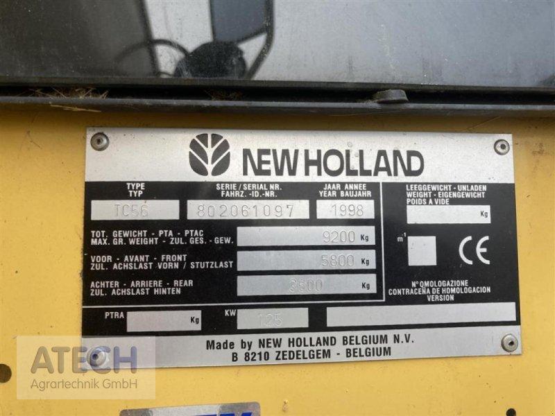 Mähdrescher des Typs New Holland TC 56, Gebrauchtmaschine in Velburg (Bild 5)