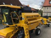 Mähdrescher tip New Holland TC 56 in Steinsfeld