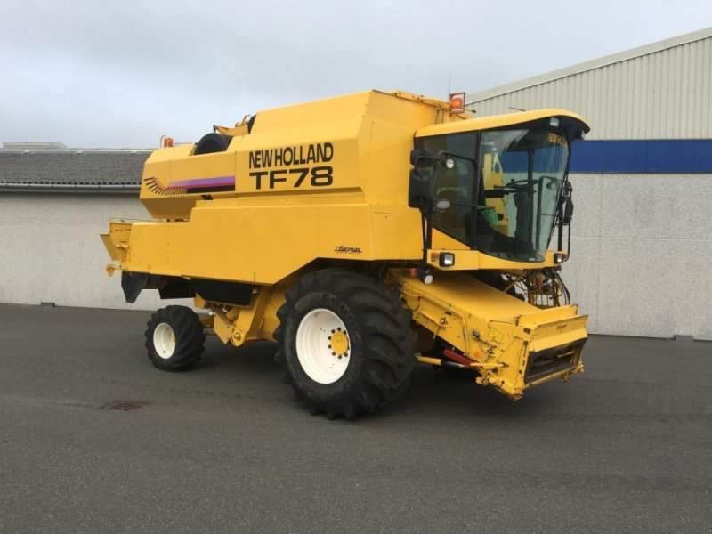 Mähdrescher типа New Holland TF78 Elektra Plus, Gebrauchtmaschine в Farsø (Фотография 1)